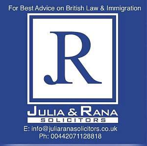 Julia & Rana Solicitors